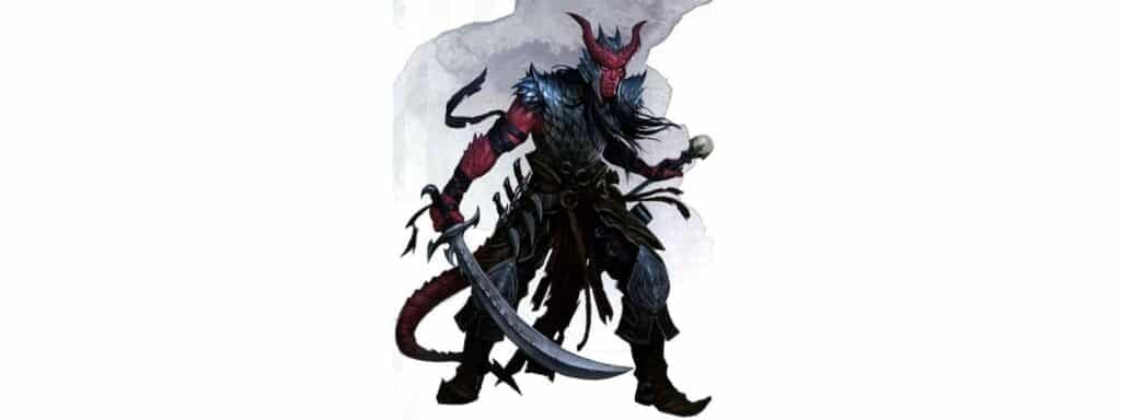 5e Hexblade Warlock With Sword