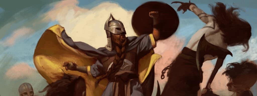 Battershield Warrior - Shield Master Feat 5e