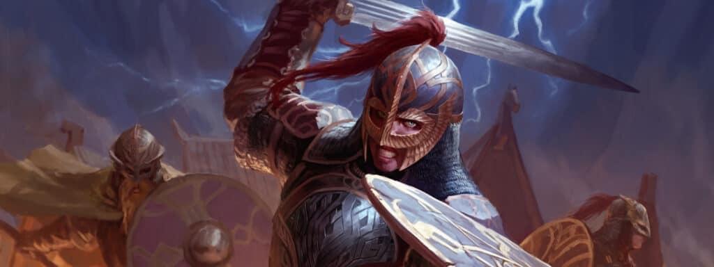 Beskir Shieldmate - Choosing a Paladin Subclass