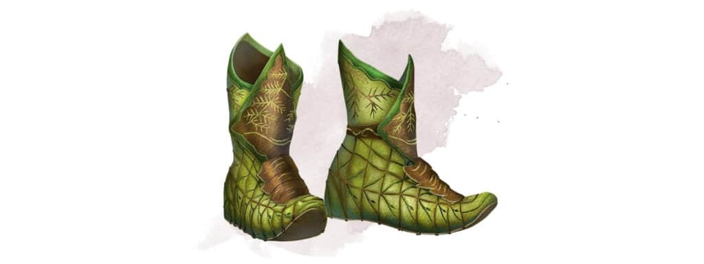 Boots of Elvenkind 5e