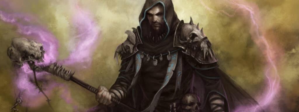 Dread Warlock - Rod of the Pact Keeper 5e