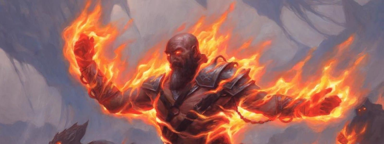Firemantle Mage Hellish Rebuke 5e