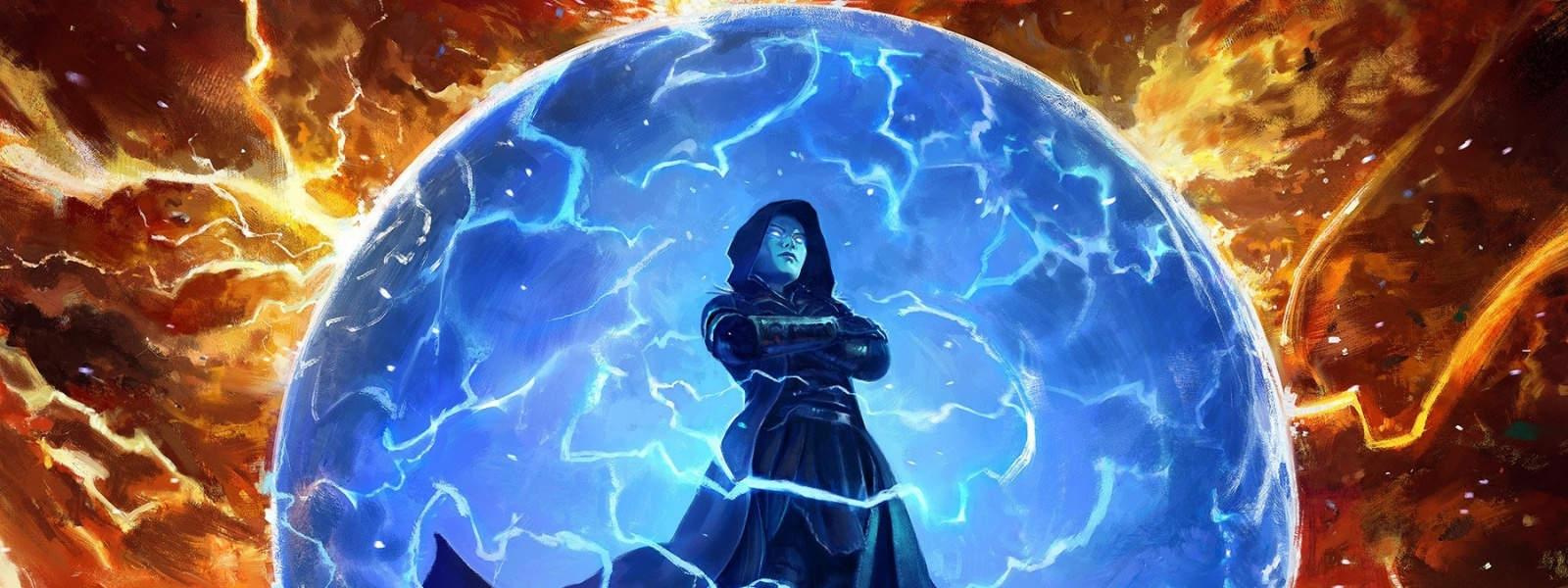 Force of Negation - Shield 5e