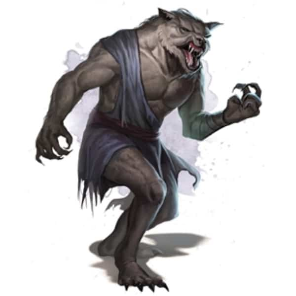 Image of 5e Werewolf