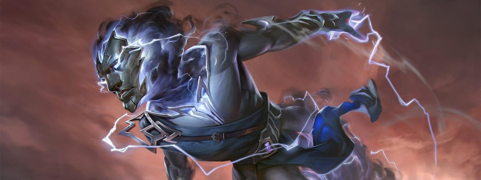 Lightning Stormkin Lightning Lure 5e