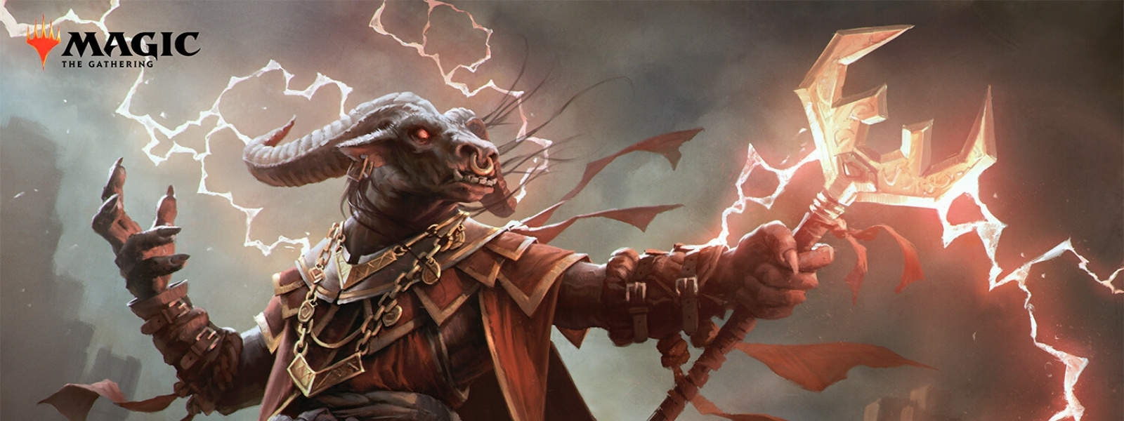 Lightning Visionary - Witch Bolt 5e