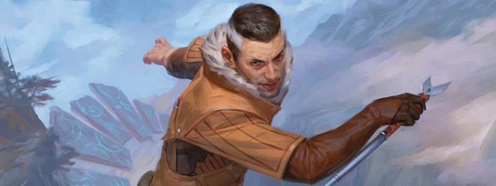 Lukka Wayward Bonder - Dash Action 5e