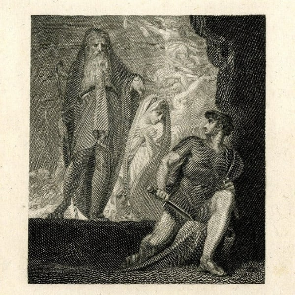 Necromancy in Homer's Odyssey