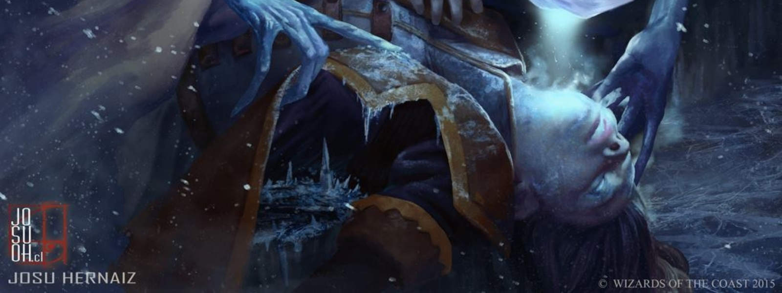Niblis of Frost - Frostbite 5e