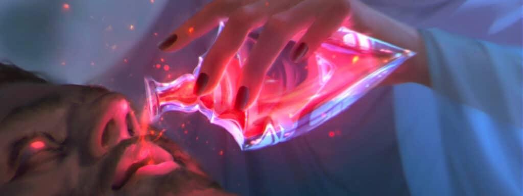 Potion of Healing - Death Saving Throws 5e
