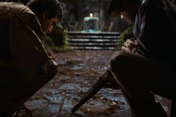 Raiders of the Lost Ark Screenshot - Arrow Trap