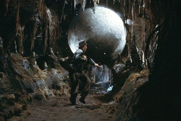 Raiders of the Lost Ark Screenshot - Boulder Trap