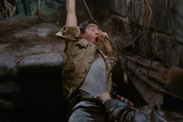 Raiders of the Lost Ark Screenshot - Pit Trap