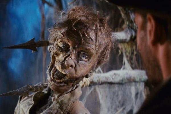 Raiders of the Lost Ark Screenshot - Spike Trap