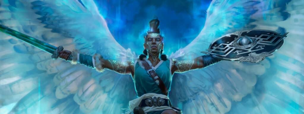 Reidane God of the Worthy- DnD 5e