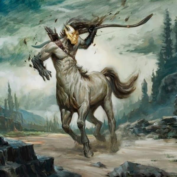 Returned Centaur 5e