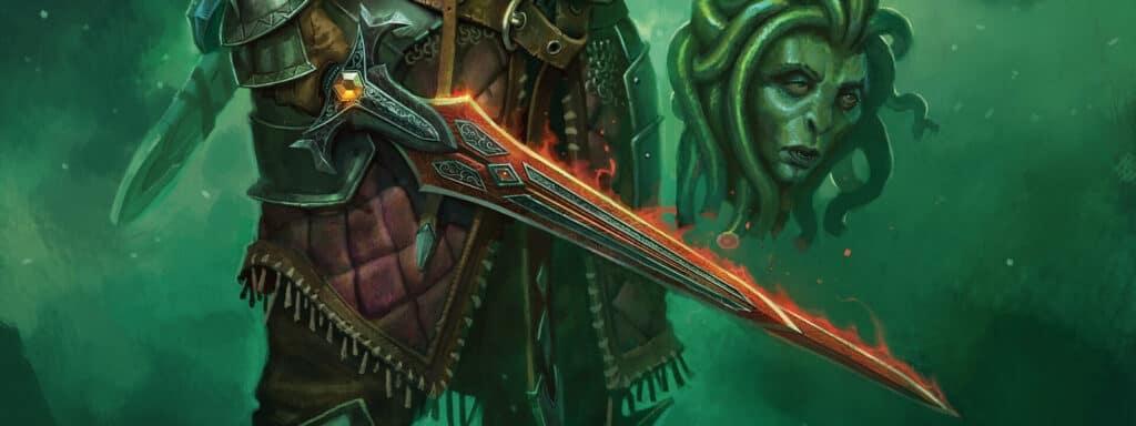 Vorpal Sword Oathbreaker Paladin 5e