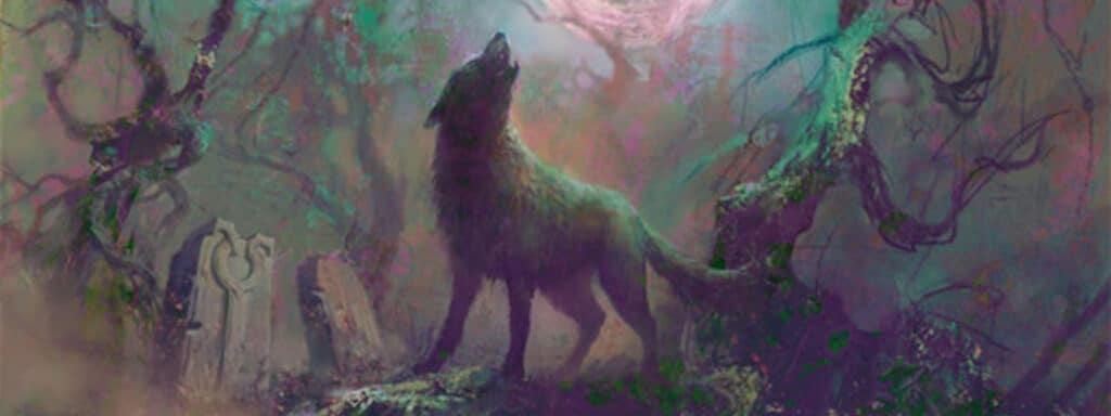 Wolf Howling Shifter Race 5e