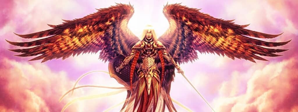 Angelic Arbiter - Celestials 5e