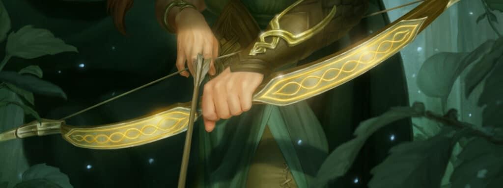 Elven Bow - Sharpshooter Feat 5e