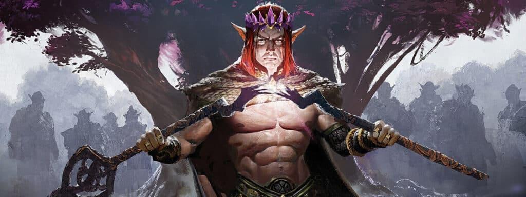 Harald King of Skemfar - Disarm 5e