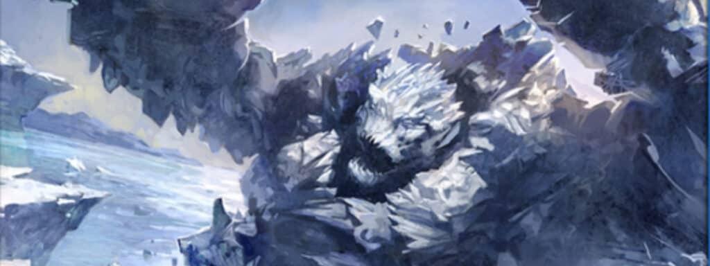 Ice Elemental 5e