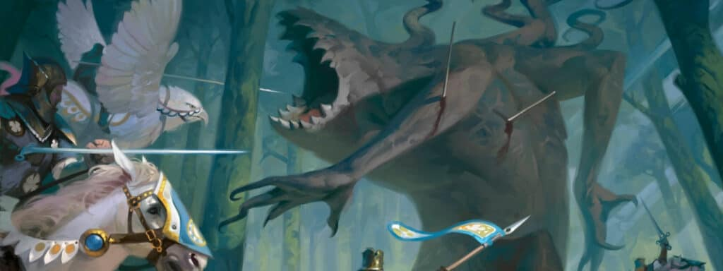 Outflank - Flanking in DnD 5e