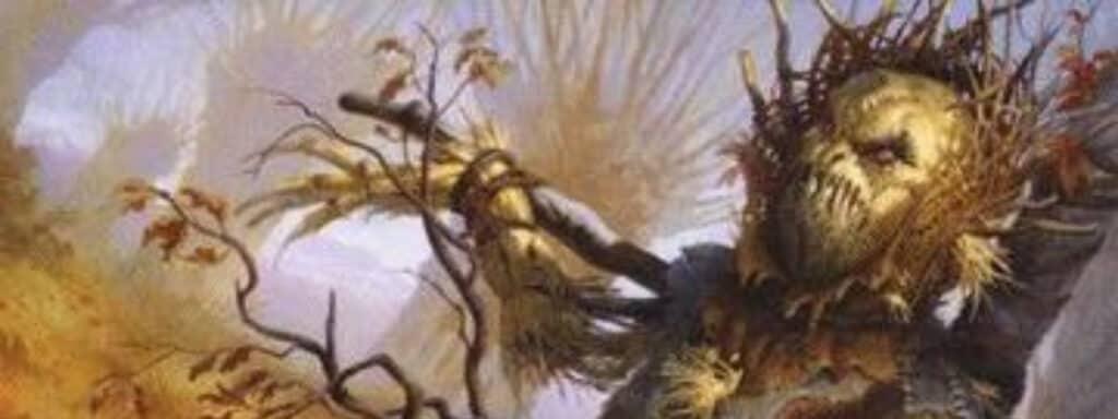 Scarecrow Creature Guide 5e