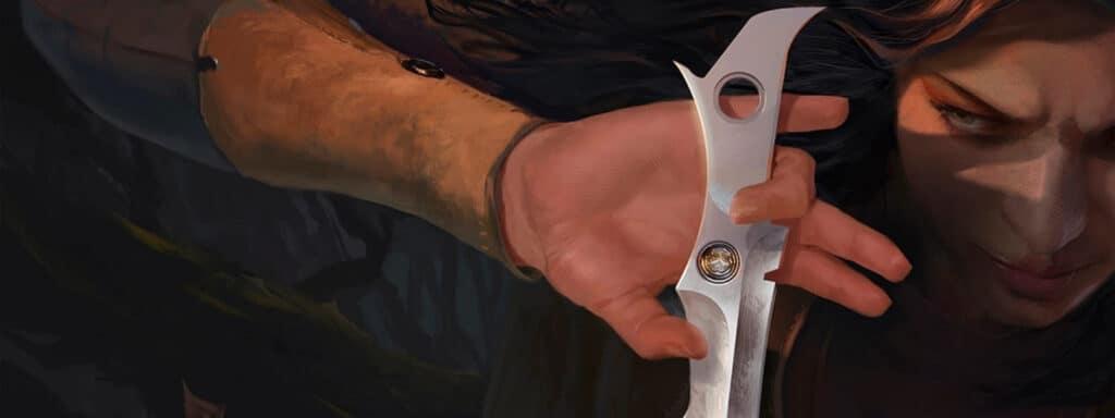 Spare Dagger - Daggers in DnD 5e