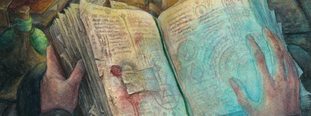 Wizard's Spellbook - Languages of 5E