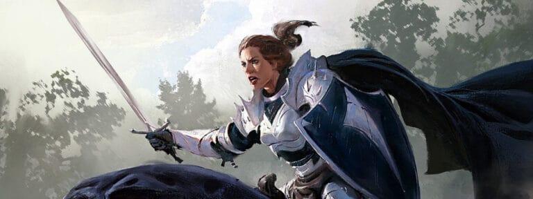 Aryel Knight of Windgrace - Compelled Duel 5e