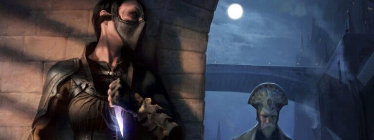 Assassin's Strike - Assassin Rogue 5e