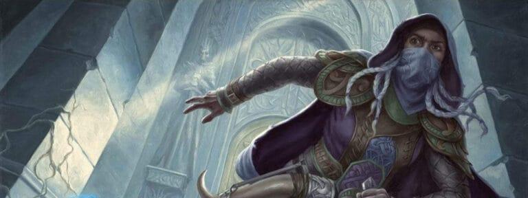 Brinebarrow Intruder - Arcane Trickster Rogue