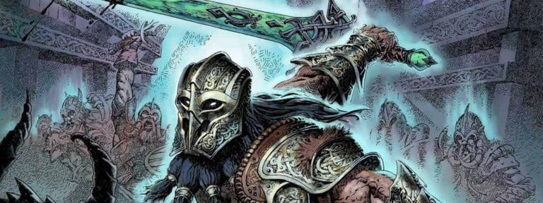 Halvar God of Battle - Battle Master Maneuvers 5e