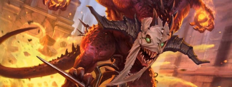 Mayhem Devil - Devils in DnD 5e