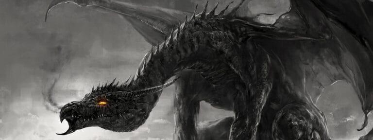 Shadow Dragon 5e