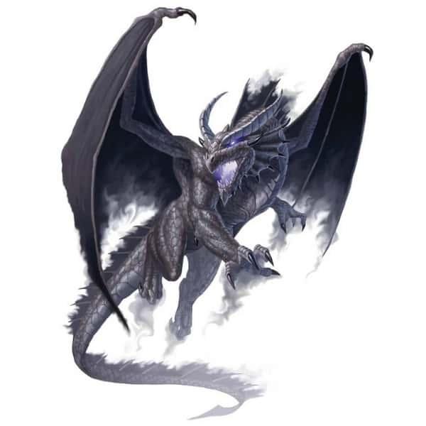 Shadow Dragon Image