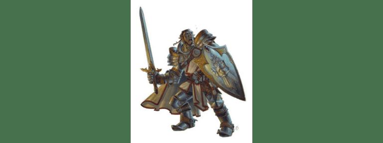 5e Half-Orc Paladin