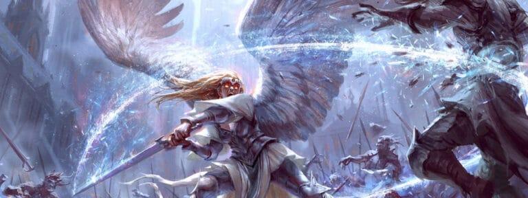 Angel of Glorys Rise - Coup de Grace