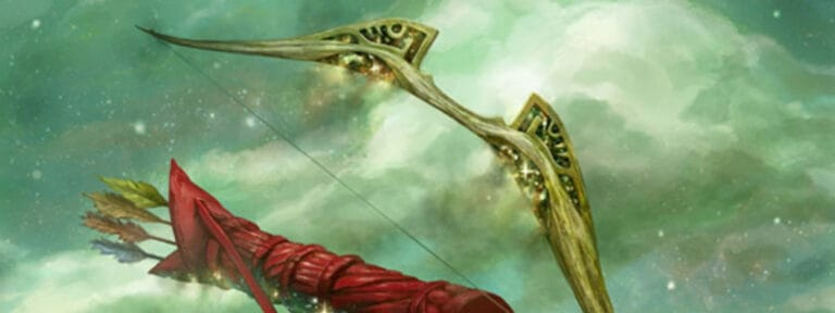 Bow of Nylea - Magic Bows and Arrows