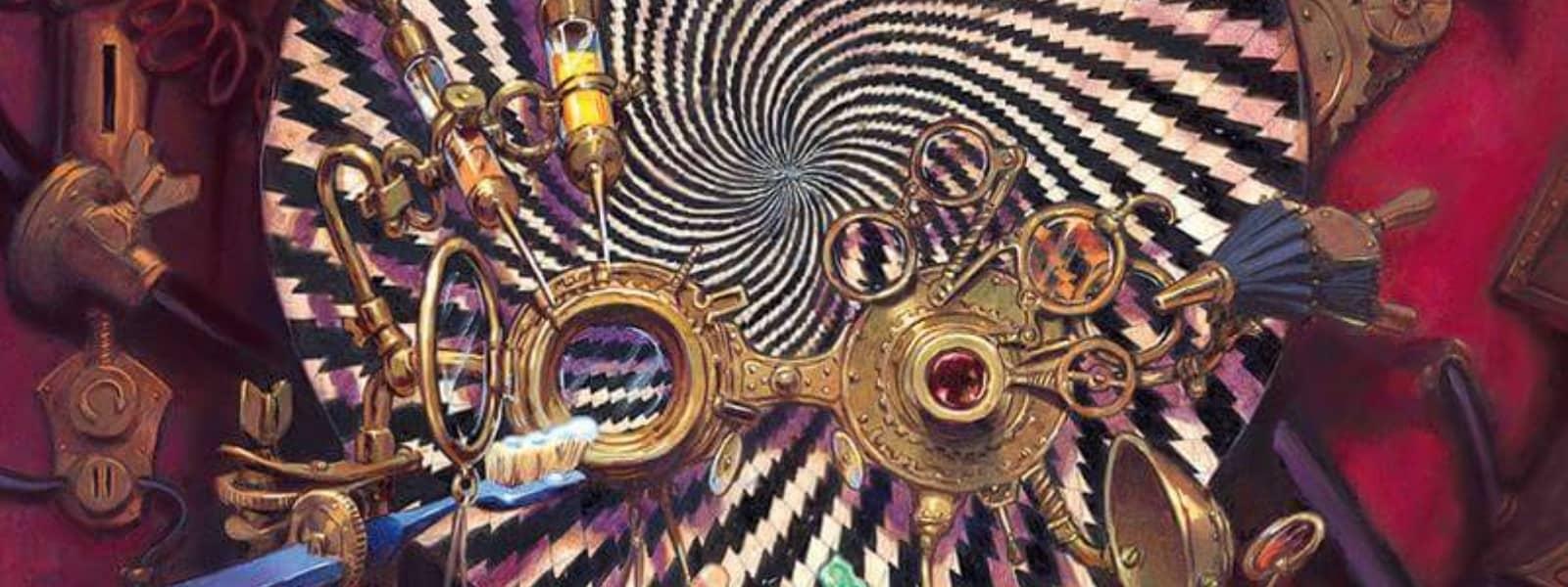 Hypnotic Swirly Disc - Hypnotic Pattern 5e