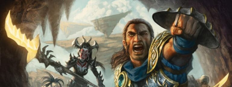 Inspiring Charge - Overrun Action Guide 5e
