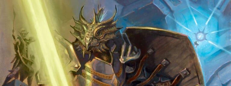 Nadaar Selfless Paladin - Dragonborn Paladin 5e
