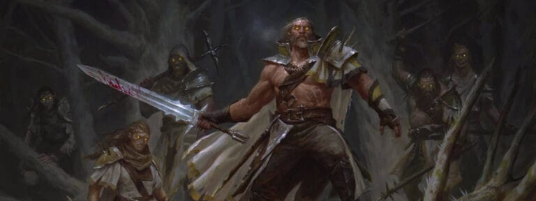 Tovolar Dire Overlord - Mark Action 5e