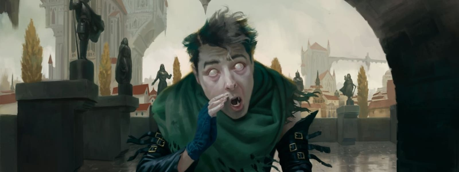Whispering Snitch - Dissonant Whispers 5e